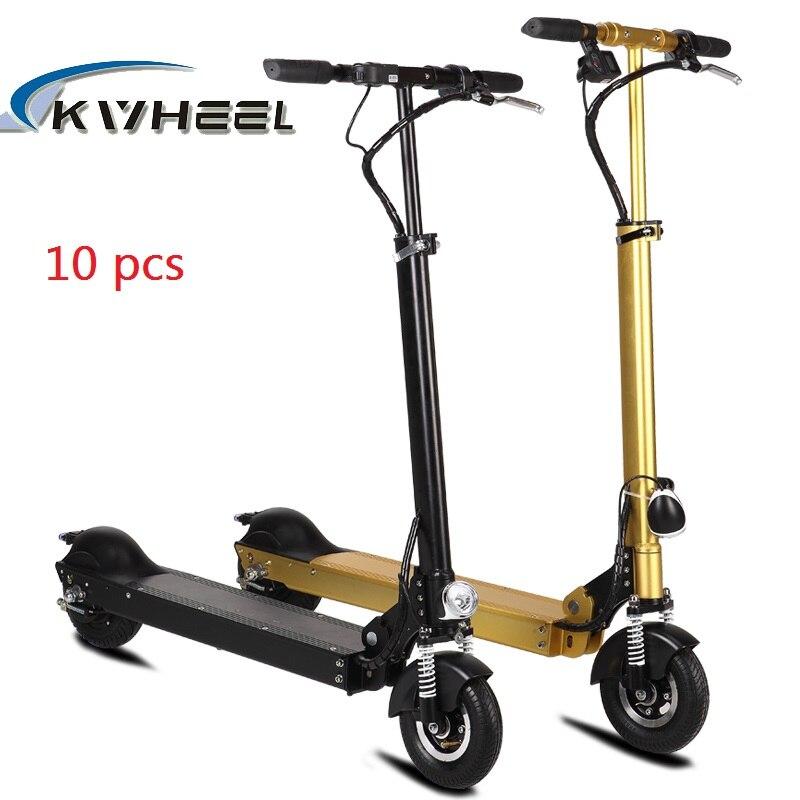 36 V 10.8A S5 professionnel Mini Scooter électrique pliable batterie au Lithium vélo CE & ROHS approuvé
