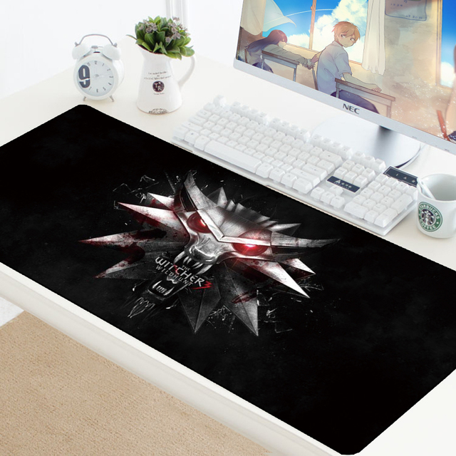 90cmx40cm Xxl Mouse Pad Mat Speed Large Washable Gaming Rubber