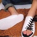 Высокое Качество Нового Прибытия Моды для Мужчин Летние Сандалии Марка Повседневная Полые Открытый Пляжные Тапочки Обувь мужская