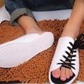 Alta Qualidade New Arrival Moda Homens Sandálias de Verão Da Marca Casual Oco Sapatos Chinelos de Praia Ao Ar Livre dos homens