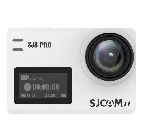 Дешево! SJCAM SJ8 Pro/SJ8 Plus/Air 4K Экстремальные виды спорта камера Водонепроницаемый Анти встряхивание двойной сенсорный экран WiFi Пульт дистанционного управления экшн DV - 6