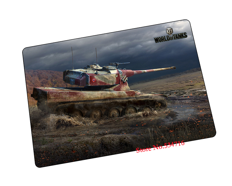 wot tank mousepad Domineering gaming mouse pad Professional gamer mouse mat pad game computer desk padmouse keyboard play mats