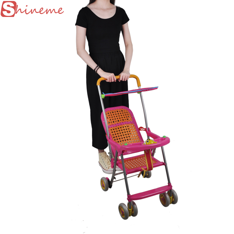 Newborn portable traditional china cheap folding summer baby stroller 3 in 1 baby carriage pram pushchair buggy factory car stroller car seat newborn pram 3 wheels baby stroller 3 in 1 prams pushchair pram stroller travel system free shipping