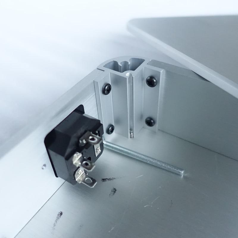 Heliheli alumiiniumist šassii / karp karp kõrvaklappidele / DAC / - Kodu audio ja video - Foto 3
