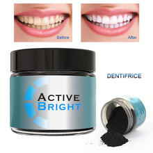 Teeth Whitening Powder Organic Natural Bamboo Charcoal Toothpaste Powders