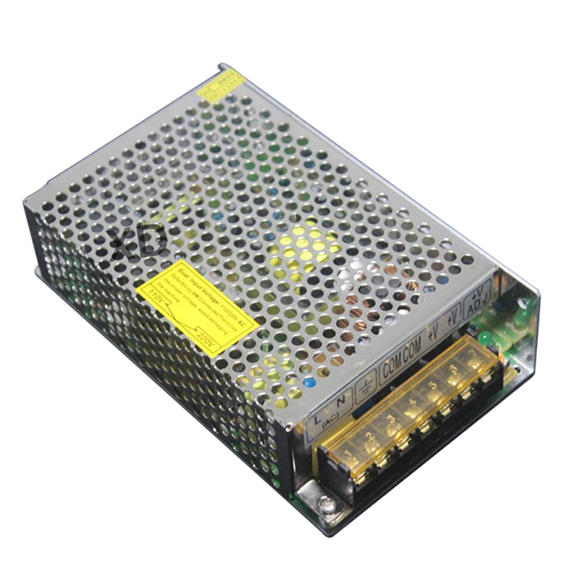 AC 5A, 120W Switching Power Supply, AC220V to DC 24V Transformer, Small Motor Motor Adapter