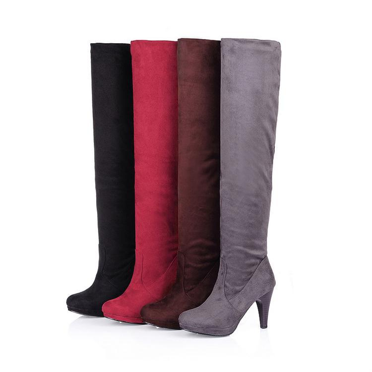 Over The Knee Boots for Tall Women Promotion-Shop for Promotional ...