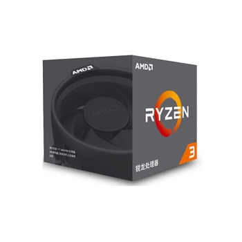 AMD Ryzen 3 1200 R3 1200 CPU Original Processor Quad-Core Socket AM4 3.1GHz 10MB TDP 65W Cache 14nm DDR4 Desktop YD1200BBM4KAE - SALE ITEM - Category 🛒 Computer & Office
