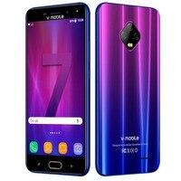 TEENO Vmobile J7 телефон телефоны Android 7,0 5,5