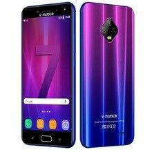"TEENO Vmobile J7 Cell Phone Android 7.0 5.5 HD Screen 3GB RAM 32GB ROM Dual SIM Card 5800mAh Quad Core 4G celular Smartphone"""