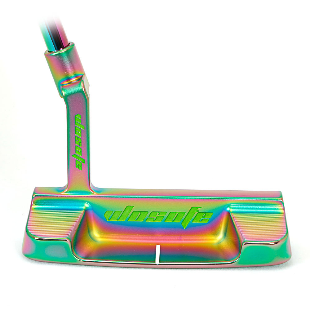 Image 3 - High quality Golf clubs putter colour right hand men steel shaft CNC Milled putter free shipiping-in Golf Clubs from Sports & Entertainment