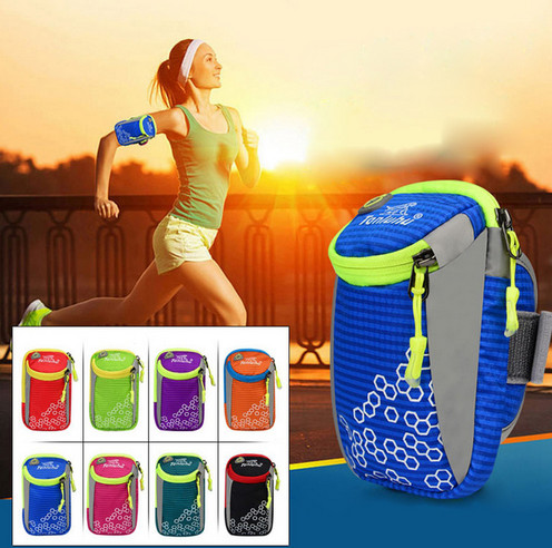 5 5 Universal Running Outdoor Nylon Arm Band Sport Case For Iphone 5S 5C SE 6