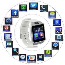 Sograce DZ09 relógio Inteligente Android Phone Call Bluetooth Relógio Inteligente Relógio Inteligente Pulseira de Relógio Pulseira De Fitness de Fitness