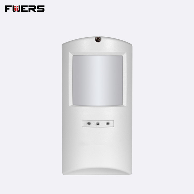 FUERS Waterproof Outdoor Wireless PIR Motion Detector Pet Immune Sensor Pet Friendly 8218G G2 WIFI alarm