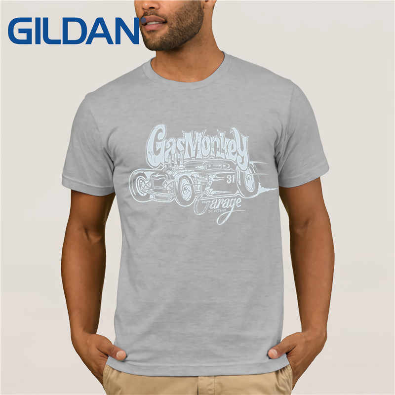 Gas 2019 Fashion Hot T-Shirt Dallas Texas Fast N Loud Monkey