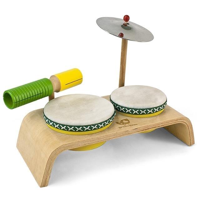 Hohner Inc. HOH3750 Green Tones Beginner Drum Set beginner köln