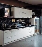 Melamine Mfc Kitchen Cabinets LH ME017