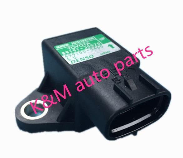 ORIGINAL OEM ACCELERATION SENSOR 89191-30020 8919130020 for LEXUS ES330 ES300 LS430 GX470