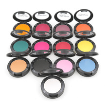 Mesvol матовые тени для век одноцветные тени для век 1 фото макияж для глаз Красные Тени для век легко носить 4,0 г M1011