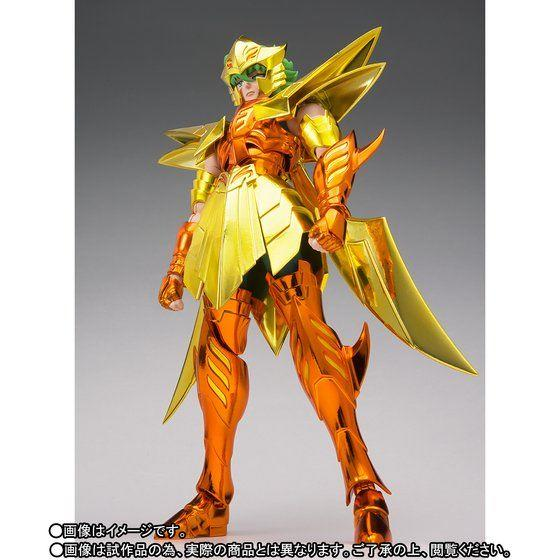 Saint Seiya Bandai sea general sea fighter Kraken Isaac Scale old version free shipping S01 1