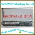 Бесплатная доставка 10.1 дюймов HSD101PFW1-A01 V.2 N101N6-L01 B101AW01 LP101WS1 TLB1 ноутбука lcd led замена экрана 1024*576