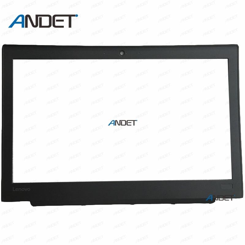 New LCD Bezel Front Frame Screen Cover For Lenovo Thinkpad X270 FA0ZJ000500