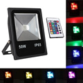 Светодиодный прожектор  уличный Точечный светильник 10 Вт 20 Вт 30 Вт 50 Вт  настенный светильник-шайба  отражатель  IP65 Водонепроницаемый садовы...