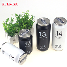 BEEMSK 280/450ML Thermos Beverage Can Mug Cup Stainless Steel Insulated Water Bottle Garrafa Termos Bardak  Lover Gift New Cute