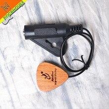 Pasting Acoustic Guitar Pickup Piezo Vibration Pickup for Violin Mandolin Banjo Ukulele Sensitivity portable Free shipping