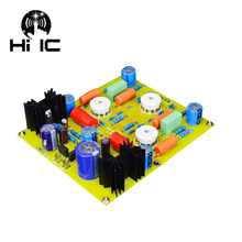 Referencia Marantz 7 circuito PRT07B preamplificador de tubo lificador/tubo de vacío Phono amplificador preamplificador de tubo preamplificador PCB/KIT/tablero terminado