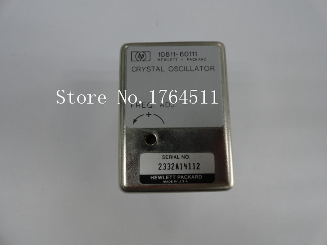 [BELLA] Original 10811-60111 10M High Stability Crystal Oscillator