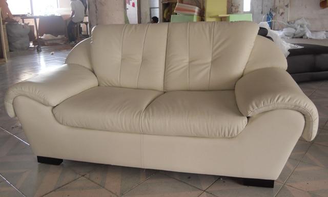 Best Furniture Modern Sofa Set European Design 1 2 3 Top Grain Leather  Sectional Sofa Set
