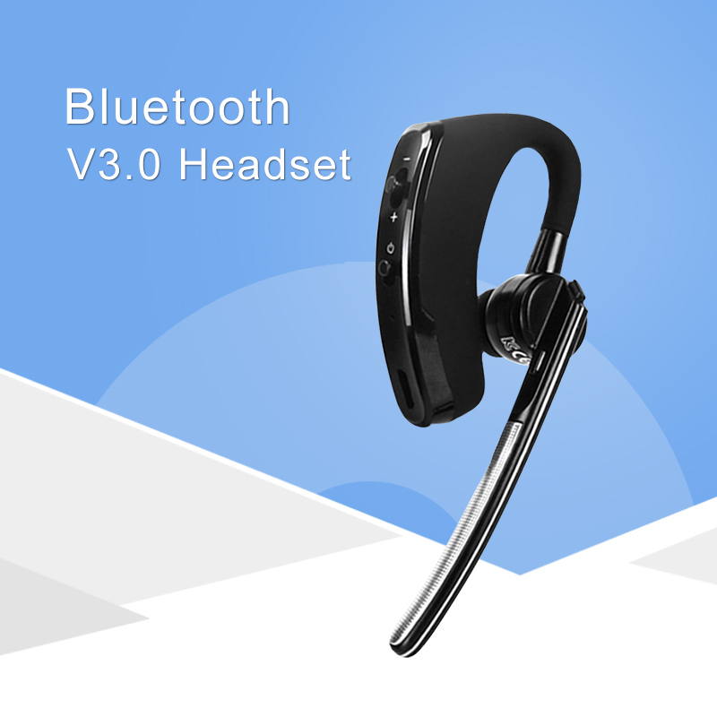 Walkie Talkie Bluetooth V3.0 Headset For Baofeng PTT Earphone Micphone Cellphone USB Charging Walkie Talkie Bluetooth Headset