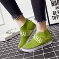 De moda Los Zapatos Casuales Aumento de la Altura Mujeres Zapatos de Las Señoras Zapatos Para Caminar Mujer Primavera Otoño Zapatos Planos Zapatos de Mujer