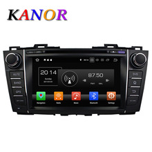 KANOR Android 8 0 Octa Core 4g 32g 2din Car Video Player For Mazda 5 Premacy