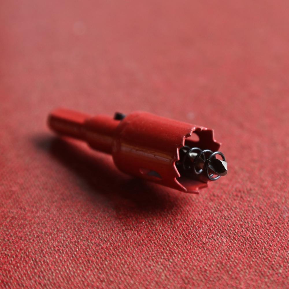 Envío gratis 1 unid 15-50mm HSSM42 hizo un agujero bimetálico vio - Broca - foto 5