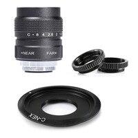 Фуцзянь 25 мм F1.4 cc ТВ объектив + C-NEX крепления кольца для Sony NEX3 NEX-C3 NEX-F3 NEX-5 NEX-5N NEX-5R NEX-5T NEX6 NEX7 A6000 камеры