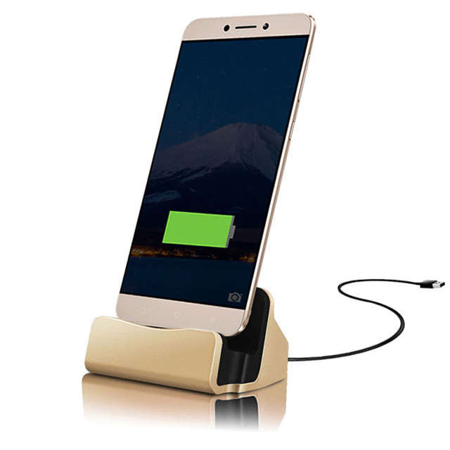 US $5 82 41% OFF|JIATEXIN Desktop Data Sync Type C USB Cable Dock Charger  Station For ZTE Axon M/Blade Z Max Z982 Type C USB Charging Dock-in Mobile
