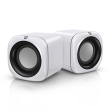Portable Mini Speaker Stereo Music Surround Loudspeaker Sound System Waterproof USB Speakers For Computer Desktop PC Laptop surround stereo wooden computer speakers home theater multimedia combination subwoofer usb port 2 1 laptop desktop loudspeaker