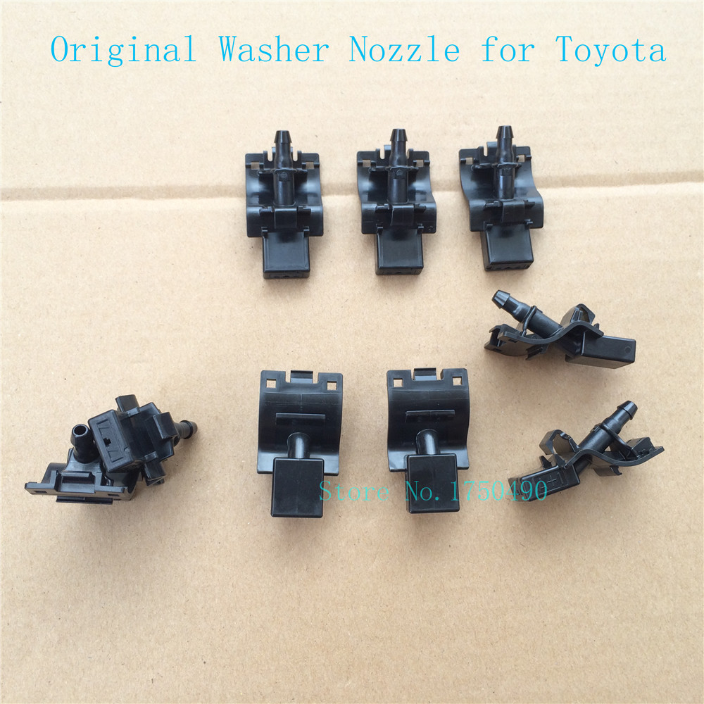 LH 85047-71030 8504771030 Genuine Toyota NOZZLE SUB-ASSY TYPE1 H//LAMP WASHER
