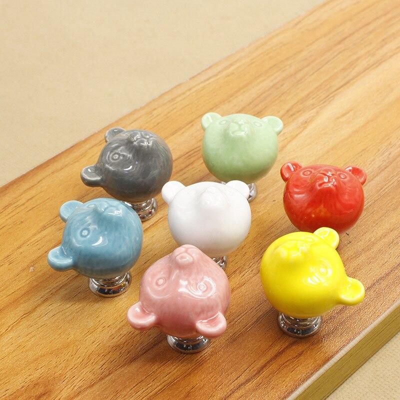 Acquista all'ingrosso online ceramica manopole armadio da cucina ...