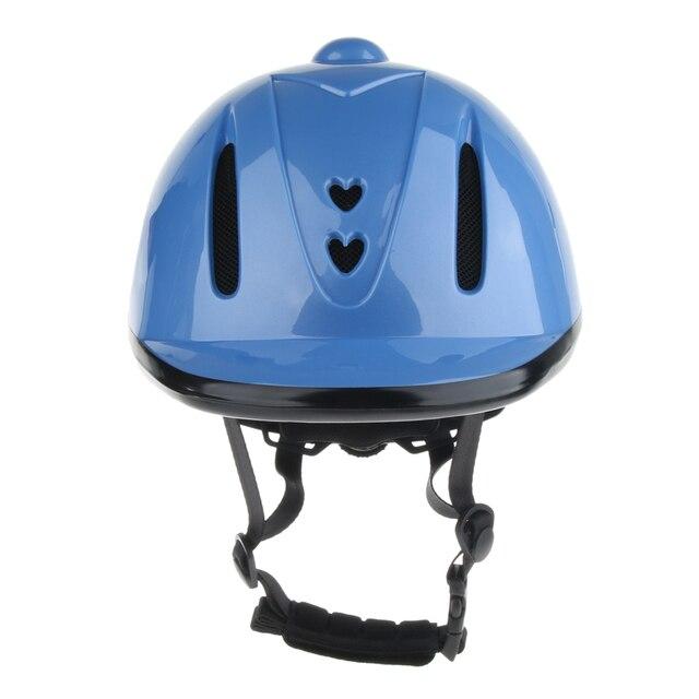 Adjustable Equestrian Safety Helmet For Men & Women Show Performance  5