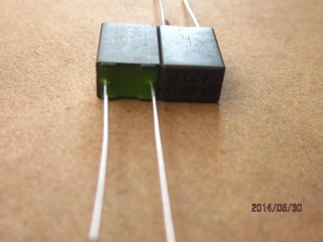 Original new 100% Xiamen fala safety regulation film capacitor 47nf400v 473400v p=5mm 0.047uf400v (Inductor)