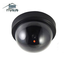 Myeye Dummy Camera Dome Fake Camera CCTV Video Surveillance Indoor Outdoor With IR LED Light  Home Security