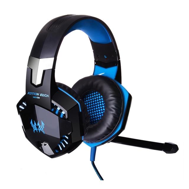 Gaming Headphone G2000