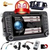 EinCar Car Stereo For Volkswagen Jetta Passat 7 inch Head Unit Car GPS Navigation Car Stereo DVD Player Radio Built in Bluetooth