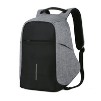 2018 New Multi Function Anti Theft Double Shoulder Backpack Men And Women Backpack Leisure Travel Anti