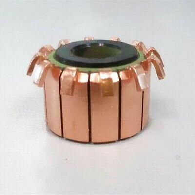 1PC 8 X 23 X 16mm 12P Teeth Copper Hook Type Electrical Motor Commutator CP1201A