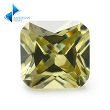 Размер 3*3 ~ 10x10 мм квадратная форма восьмиугольника Принцесса