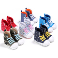 TongYouYuan Baby Unisex Girls Boys High Top Casual Classic Sport New Brand Shoes Sneakers Infant Toddlers First Walkers Soled
